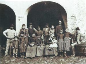 Famiglia-mezzadrile
