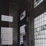 Vetrocoke, sezione vetri e cristalli, una lastra di vetro, 1939 [n.00000893, Reale Fotografia Giacomelli, Comune di Venezia]