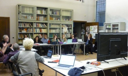 """Media and History"" Project Starts in Piacenza, Italy"