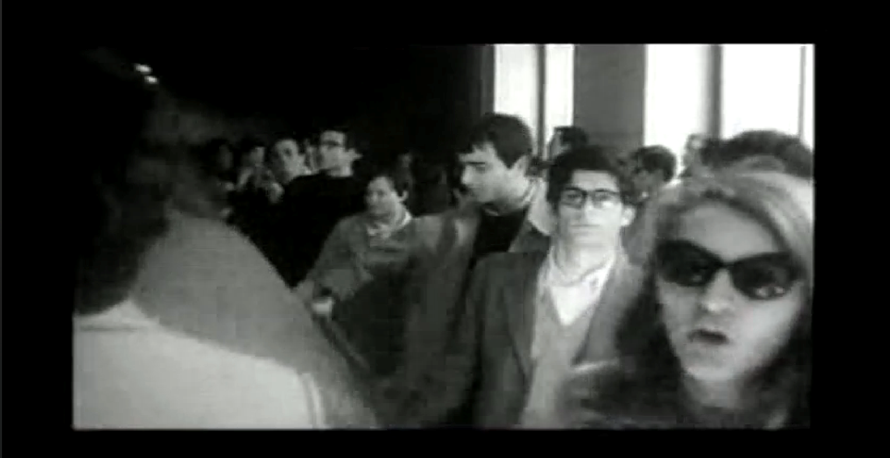 1967, revolt in the catholic university of Milan